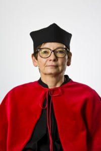 Prodziekan ds. ekonomicznych i nauki - prof. dr hab. Alina Borkowska