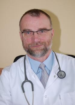 p.o. Kierownika Katedry i Zakładu: dr n. med. Jacek Chojnowski