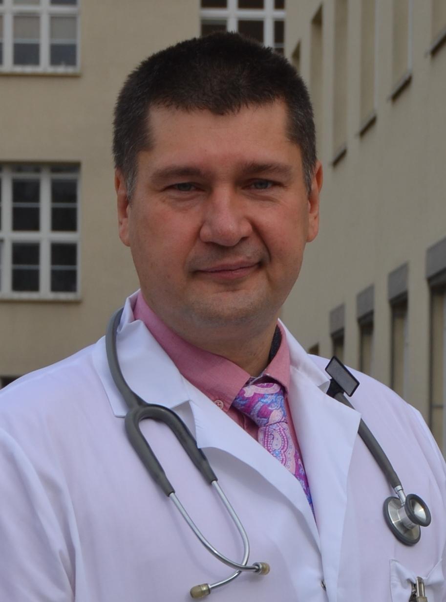 Kierownik Katedry: prof. dr hab. n. med. Grzegorz Grześk