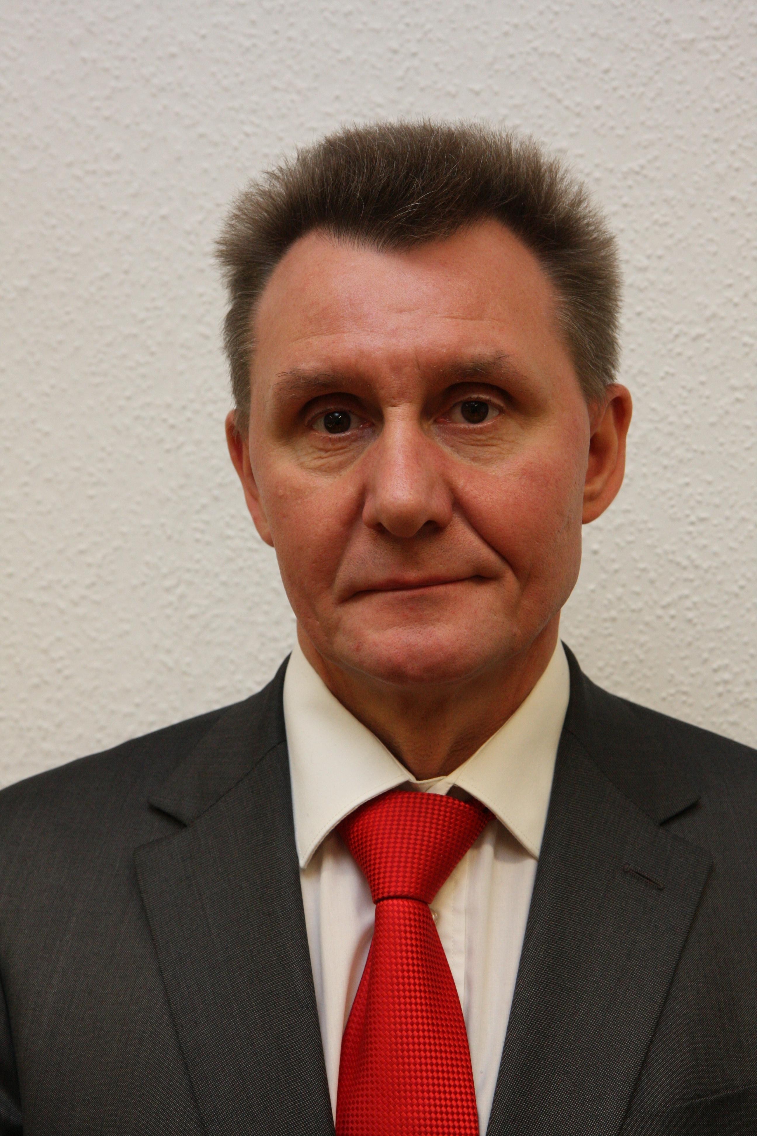 prof. dr hab. Aleksander Goch