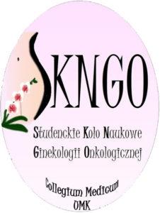 logo SKN Ginekologii Onkologicznej