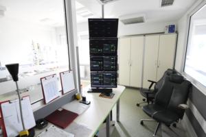 sala do monitoringu pacjentów