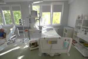 łózko dla pacjenta